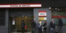 Sara de la Rica, professeur de l'université du Pays Basque et chercheuse à la Fondation d'études d'économie appliquée (Fedea), souligne le taux d'activité de 59%, très bas, et le taux d'emploi de 44%, lui aussi très faible. (Photo : Reuters)