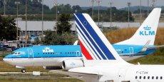 Lors du trimestre écoulé, le groupe aérien, maison mère des compagnies Air France, KLM, Transavia et Hop!, a en outre bénéficié d'une facture carburant en baisse de 6,3% à 1,55 milliard d'euros.