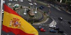 Derrière les chiffres affichés, l'Espagne peine encore à trouver un vrai moteur à sa croissance. La demande intérieure soutient l'activité et a pris le relais des exportations déclinantes. Mais leur dynamique est faible. (Photo : Reuters)