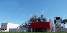 Centrale électrique alternative (déchets, biomasse) l'usine Cho Power (ci-dessus) est un prototype encore coûteux (crédit photo DR)