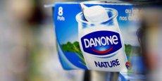 Danone se plaint de surcapacités locales en Europe, notamment en Italie, en Allemagne et en Hongrie. (Photo : Reuters)