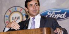 Le futur PDG de Ford, Mark Fields