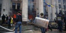 Selon François Hollande, si (l'élection présidentielle en Ukraine) ne se tenait pas, ce serait le chaos et le risque de guerre civile. (Photo: Reuters)
