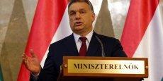 Viktor Orban, chef du gouvernement conservateur nationaliste hongrois, reste insensible aux remontrances de Bruxelles