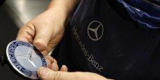 Mercedes bat ses records de ventes