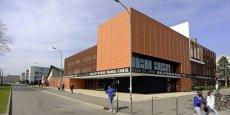 La bibliothèque de l'INSA de Lyon ©Laurent Cerino/Acteurs de l'économie