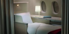 La nouvelle first class d'Air France, une suite haute couture ? | DR
