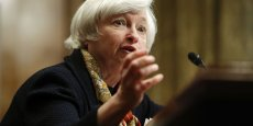 Chaque année, Janet Yellen, la présidente de la banque centrale américaine, touche 76.000 euros de retraite universitaire