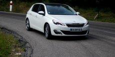 La Peugeot 308 produite en France remporte un succès