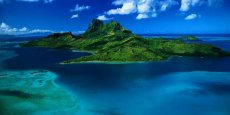 L'aéroport de Bora-Bora, la perle du Pacifique, est en cours de modernisation