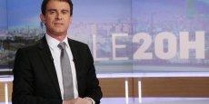 Le Premier ministre a détaillé certains points du programme de stabilité sur TF1 le 11 mai, à la veille du début de la campagne officielle pour les élections européennes. (Photo Reuters).