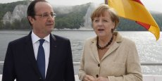 Début août, François Hollande a appelé Berlin à soutenir la croissance en Allemagne.