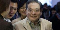 Avec une fortune de près de 11 milliards de dollars, Lee Kun-Hee est l'homme le plus riche de Corée. (Photo: Reuters)