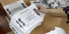Le taux de participation aux scrutins jugés illégaux par Kiev organisés dans l'Est du pays aurait atteint 74,87%.