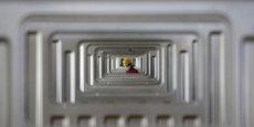 Le resserrement du crédit opéré par la banque centrale chinoise et la faiblesse de la croissance mondiale pèsent sur l'activité et l'investissement en Chine. (Photo : Reuters)