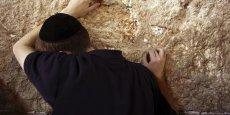 La communauté juive en tant que groupe religieux recueille 38% de jugement positifs de la part des milliers de sondés ayant participé à cette enquête dans le monde. (Photo Reuters).