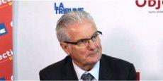 Christian Poyet, président de la Fédération française du bâtiment en Aquitaine