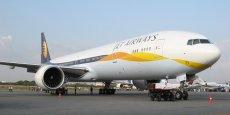 Jet Airways possède 25% du marché intérieur indien