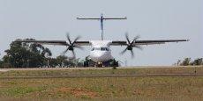 Le constructeur d'avions régionaux ATR a annoncé des ventes pour plus de 100 avions fermes lors des quatre premiers mois de 2014