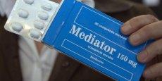 Le Mediator (molécule benfluorex), a été indiqué pendant trente ans, d'abord contre l'excès de graisses du sang, puis comme traitement adjuvant chez les diabétiques en surpoids, avant d'être retiré du marché fin 2009. (Photo : Reuters)