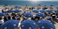 D'après cette étude, 62% des Français interrogés portent leur choix sur des hôtels 4 ou 5 étoiles. (Photo : Reuters)