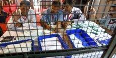 Vers une victoire du parti d'opposition, le parti nationaliste hindou ? / Reuters