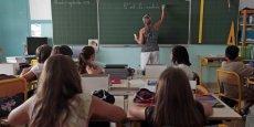 L'Académie de Bordeaux recense 39.442 personnels enseignants en cette rentrée, un chiffre en légère progression (photo d'illustration).