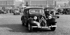 759.123 exemplaires de la Traction, dont 88.000 de 1934 à 1941, sortiront des chaînes de production.   REUTERS