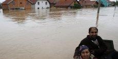 Les inondations en Serbie et en Bosnie ont fait 44 victimes