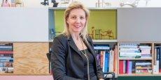 Isabelle de Ponfilly, directeur général de Vitra France © Alexandra de Cossette