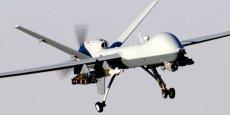 Une drone Reaper américain