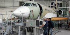 Selon Dassault, le 8X sera 35% plus éco-efficient que n'importe quel autre avion du segment ultra long-courrier. (Photo : Reuters)