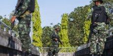L'armée thaïlandaise a renversé le pouvoir, pour que le pays revienne à la normale, a déclaré le chef de l'armée de terre, le général Prayut Chan-O-Cha, à la télévision ce jeudi.