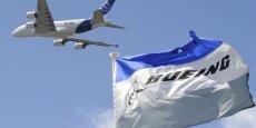 Le constructeur aéronautique Boeing a engrangé une dizaine de nouvelles commandes en avril.. (Photo: Reuters)