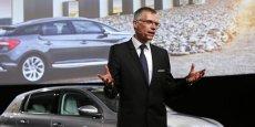 Carlos Tavares annonce les premières voitures autonomes dès la prochaine génération de la Peugeot 508.