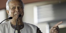 Muhammad Yunus, invité de Montpellier Business School, le 4 mars