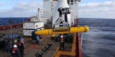 A moins d'une nouvelle preuve crédible d'ici à la fin des opérations en cours, les recherches (dans la zone de 120.000 km2 déterminée au large des côtes ouest de l'Australie) seront suspendues.