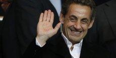 L'ancien président de la République Nicolas Sarkozy.