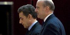 Même avec la casquette de  président de l'UMP, Nicolas Sarkozy va retrouver Alain Juppé sur sa route