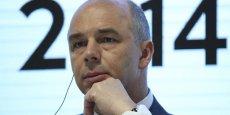 Anton Silouanov, ministre russe des Fiances a annoncé la création d'une agence de notation sino-russe. /Reuters