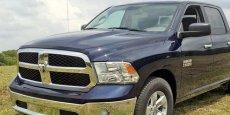 Le Ram de Chrysler, l'un des pick-ups qui séduisent