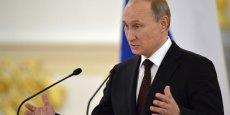 Le président russe a cependant ajouté que cela ne l'avait pas empêché de rencontrer l'ex-secrétaire d'Etat américaine lors de différents événements internationaux ou de discuter normalement.