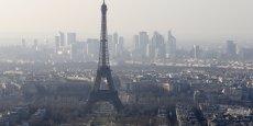 Dans Paris et l'Ile-de-France, la mobilité des ménages est bloquée dans les zones où les prix de l'immobilier sont les plus élevés.