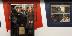 Plus des trois quarts des Français sont notamment satisfaits de la fréquence de leurs transports publics urbains. /Reuters