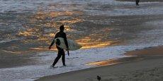 Avec les divisions Europe de Quiksilver/Boardriders, Rip Curl et Billabong, l'Aquitaine est la région clé du surf européen.