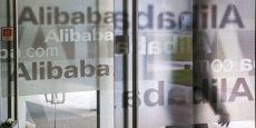 Alibaba a déjà consacré plus de 4,8 milliards de dollars à des acquisitions depuis le début de l'année. /Reuters