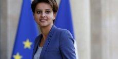 Pour réduire le taux de chômage des jeunes, Najat Vallaud-Belkacem compte sur l'entrepreneuriat