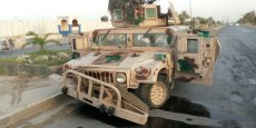 Les forces de sécurité irakiennes ont le plus grand mal à endiguer l'avancée des djihadistes qui ne sont plus qu'à 90 kilomètres de Bagdad. (Photo : Reuters)