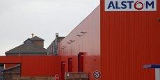 Selon une source au fait des discussions, Siemens prévoirait toujours de céder ses activités ferroviaires à Alstom. (Photo : Reuters)