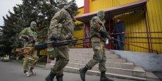 Kiev et les Occidentaux ne cessent d'accuser Moscou d'agir en sous-main pour soutenir l'insurrection armée en Ukraine en lui envoyant des armes